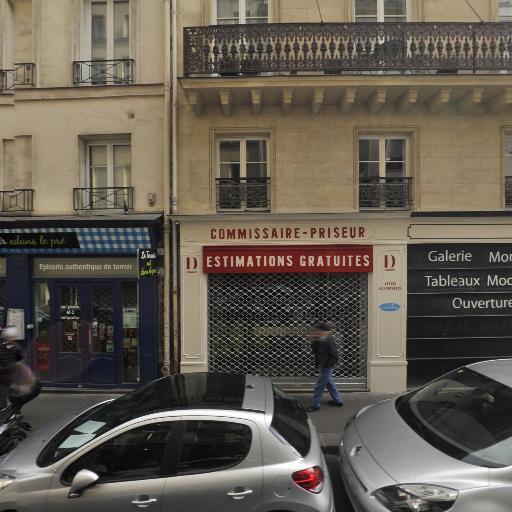 Jean Marc Delvaux SVV - Commissaire-priseur de ventes volontaires - Paris