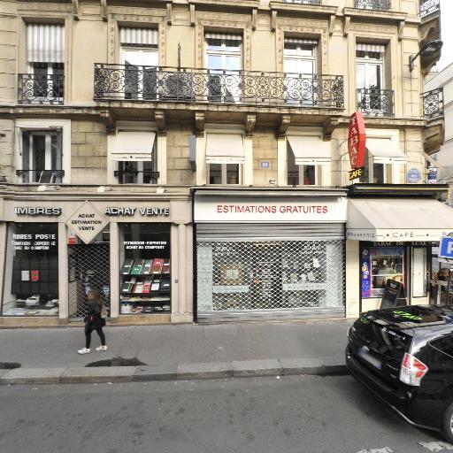 Finance Change Numismatique Philatelie - Philatélie - Paris