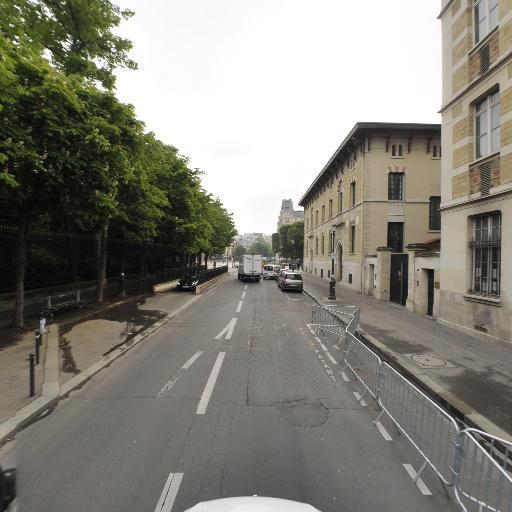 SAEMES Parking André Honnorat - Parking public - Paris