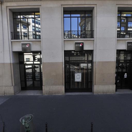 Bpe - Banque - Paris