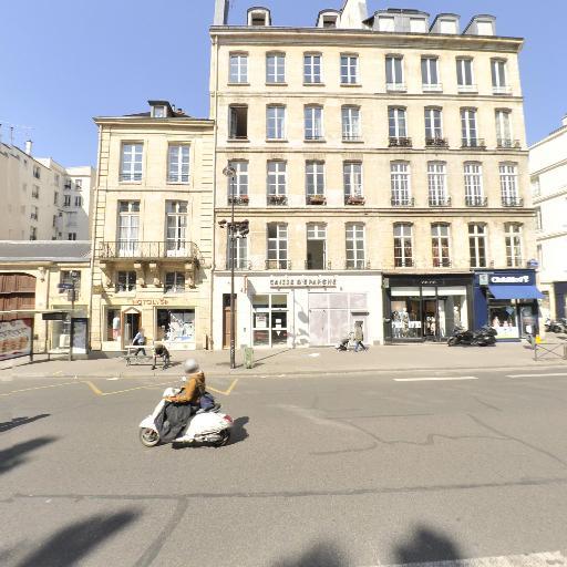 Solveig Bongrain - Ébéniste - Paris