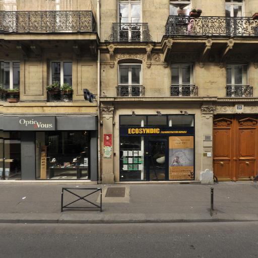 Ecosyndic L'Administrateur Durable - Syndic de copropriétés - Paris