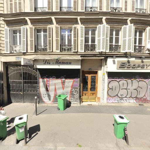 Garcini - Cordonnier - Paris