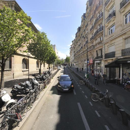 Station Vélib' Metz - Faubourg Saint-Denis - Vélos en libre-service - Paris
