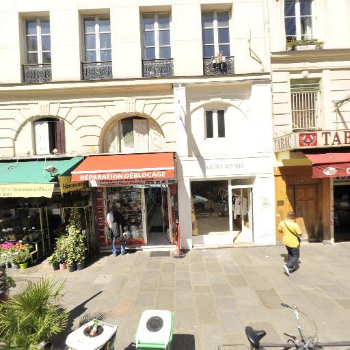 Hammamet Fleurs - Fleuriste - Paris