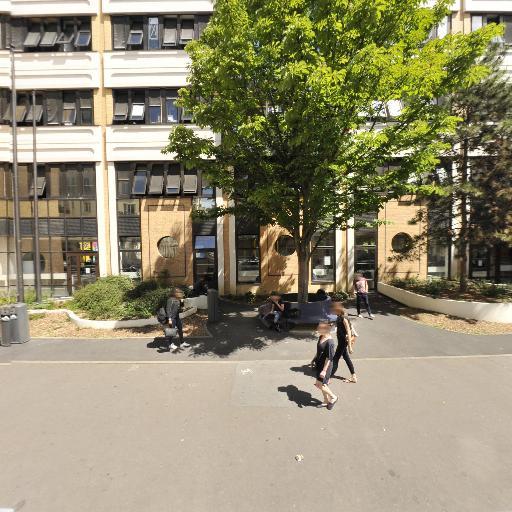 American Business School - groupe IGS - Grande école, université - Paris