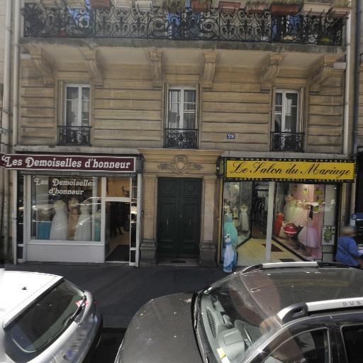 Hella Mariage - Vêtements femme - Paris