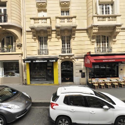 Librairie Labd2collec - Librairie - Paris