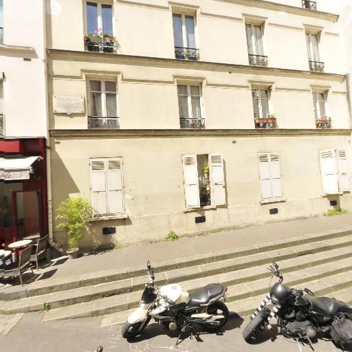 Le Parvis - Café bar - Paris