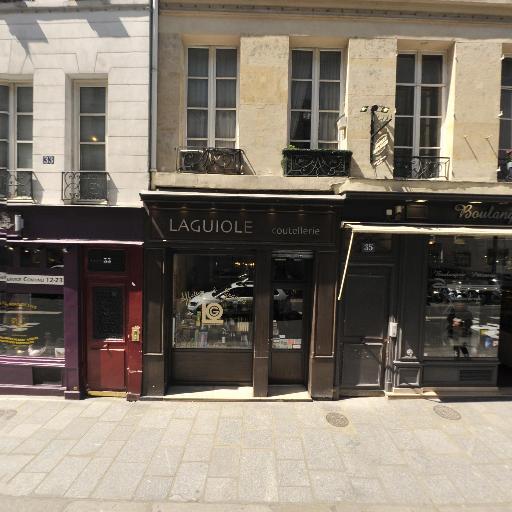 Sci des Deux Ponts - Boulangerie pâtisserie - Paris