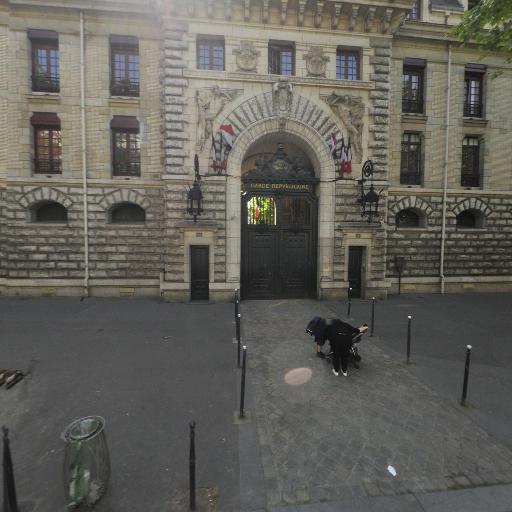 Cercle Mixte Du Quartier Des Célestins Garde Républicaine - Restaurant d'entreprises et collectivités - Paris