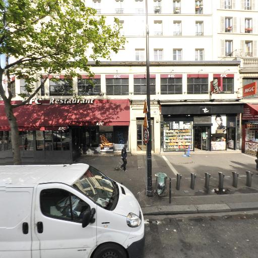 Station Vélib' Strasbourg - Saint-Denis - Vélos en libre-service - Paris