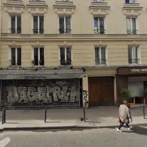 1 2 3 Applications - Sérigraphie - Paris
