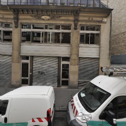 Kossuth - Imprimerie et travaux graphiques - Paris