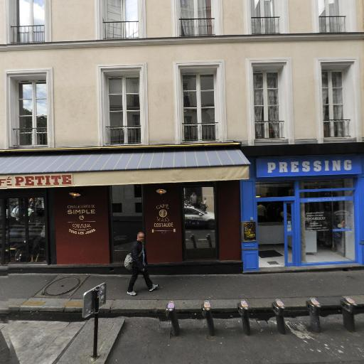 Om Pressing - Pressing - Paris