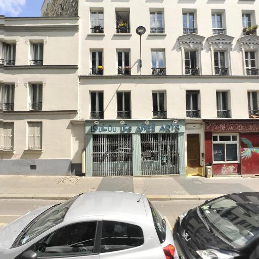 Apéro Saint-Martin - Café bar - Paris