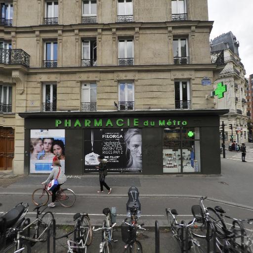 Pharmacie Du Métro - Orthopédie générale - Paris