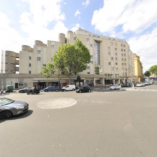 ibis Styles Paris Gare de l'Est Château Landon - Restaurant - Paris