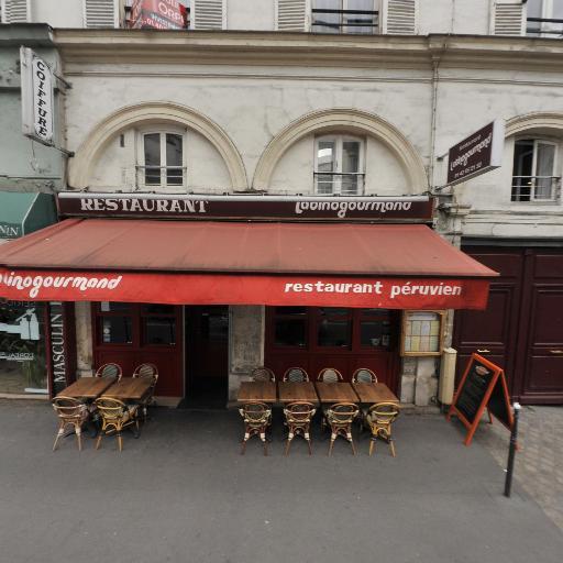 Sanomat - Signalisation intérieure, extérieure - Paris