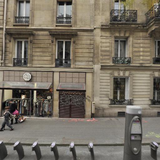 Station Vélib' Gare du Nord - Saint-Vincent de Paul - Vélos en libre-service - Paris