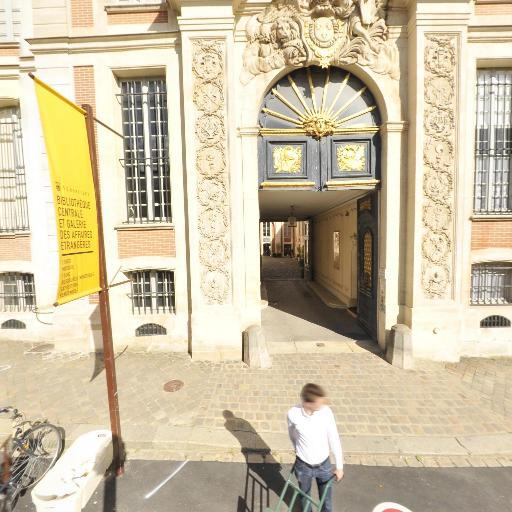 Hôtel des Affaires étrangères et de la Marine - Attraction touristique - Versailles