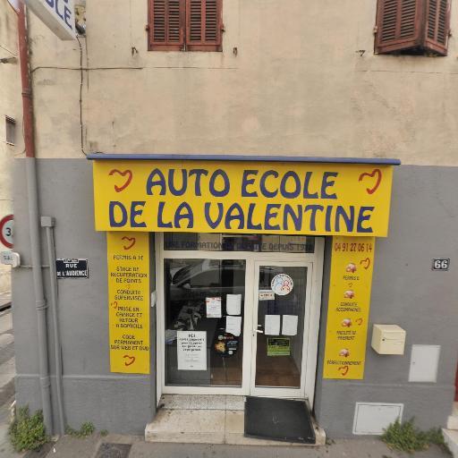 Auto Ecole De La Valentine - Auto-école - Marseille