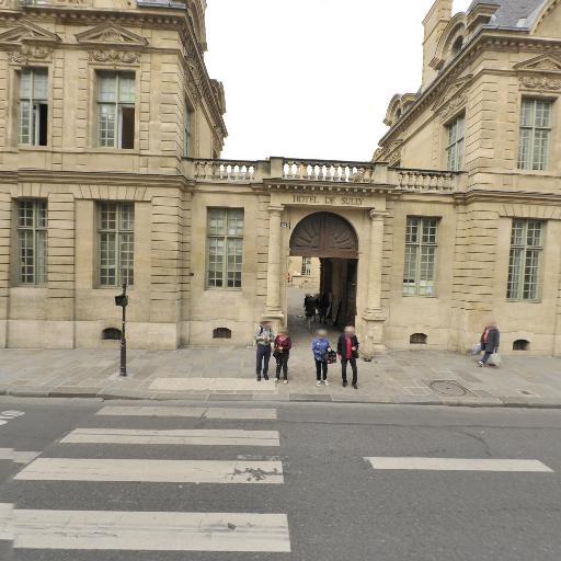 La Librairie de l'Hôtel Sully - Librairie - Paris