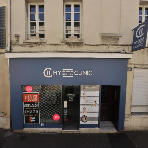 Esthetique Minceur Ks - Institut de beauté - Saint-Germain-en-Laye