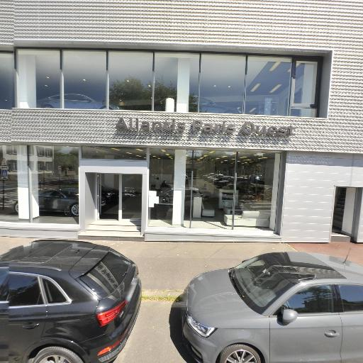 Aliantis Paris Ouest - Concessionnaire automobile - Saint-Germain-en-Laye