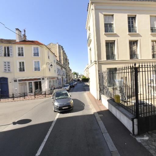 Mairie - Saint-Germain-en-Laye - Mairie - Saint-Germain-en-Laye