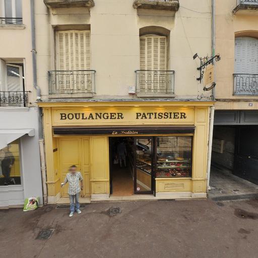 M Forcher Mickael - Boulangerie pâtisserie - Saint-Germain-en-Laye