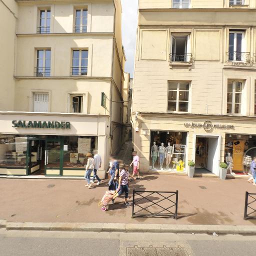 Un Jour Ailleurs Vetsoca - Vêtements femme - Saint-Germain-en-Laye