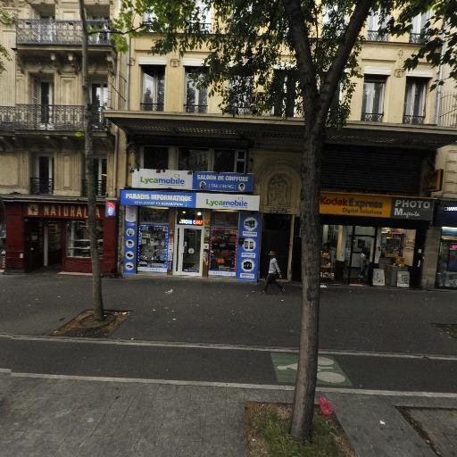 Paradis - Éditeur de logiciels et société de services informatique - Paris