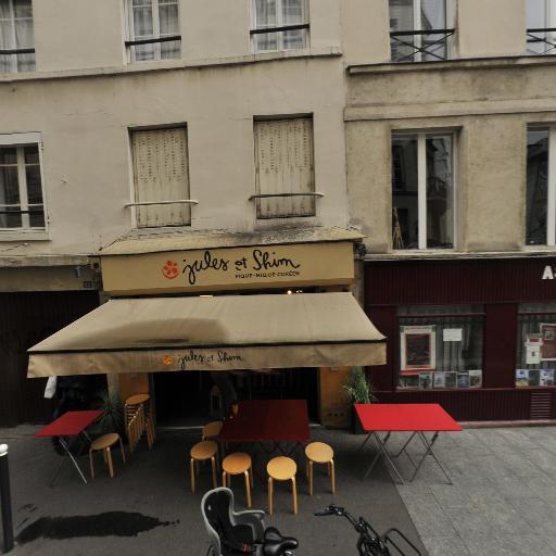 Marion Bourgineau - Masseur kinésithérapeute - Paris
