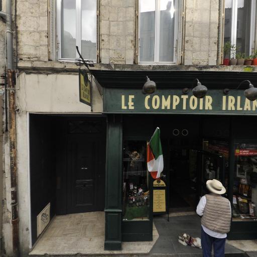 Le Comptoir Irlandais - Vêtements homme - La Rochelle