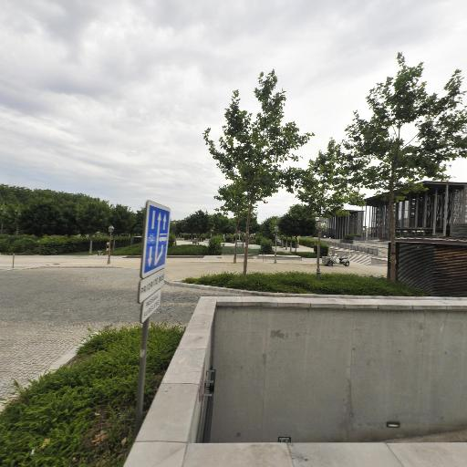 Parking La Brèche - Parking - Niort