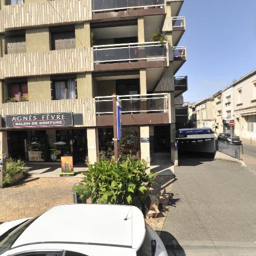 Carnot Lafayette - Parking public - Agen