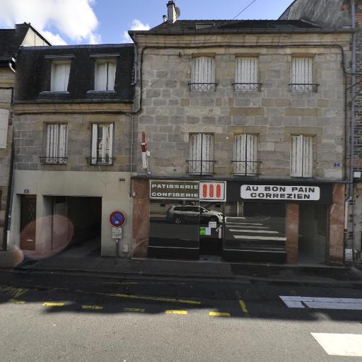 Au Bon Pain Corrézien - Boulangerie pâtisserie - Brive-la-Gaillarde