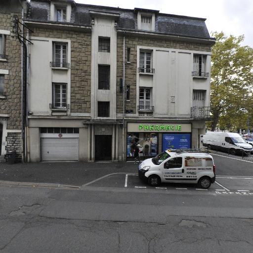 Pharmacie De La Poste - Pharmacie - Brive-la-Gaillarde