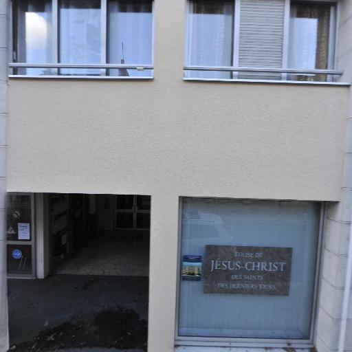 Eglise De Jésus Christ Saints Dern Jours - Église chrétienne - Bourges