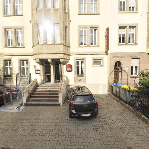The Originals Boutique, Hôtel des Princes, Strasbourg Centre (Qualys-Hotel) - Hôtel 3* - Strasbourg