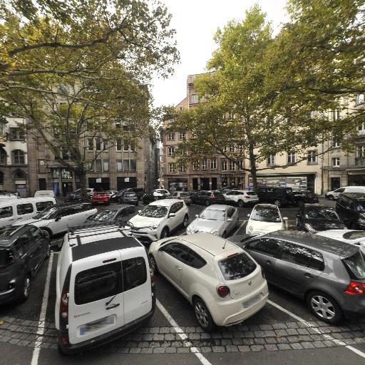 Parc Des Poteries - Parc et zone de jeu - Strasbourg