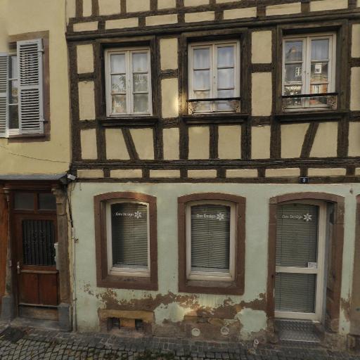 Happix - - Signalisation intérieure, extérieure - Strasbourg