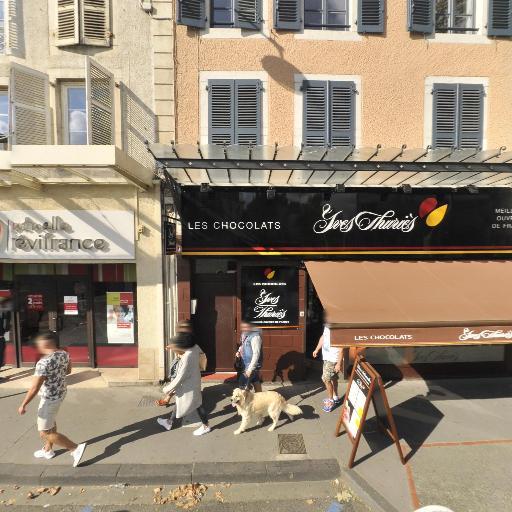 les Chocolats Yves Thuries - Chocolatier confiseur - Pau
