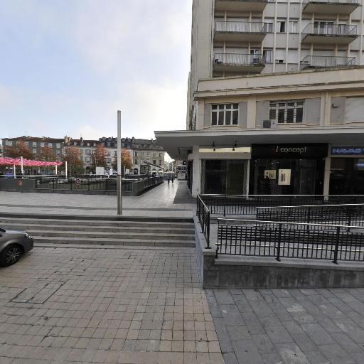 Parking Clemenceau - Parking - Pau