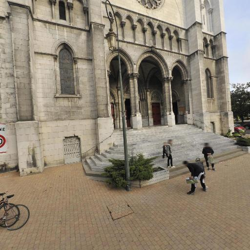 Église Saint-Jacques - Église - Pau