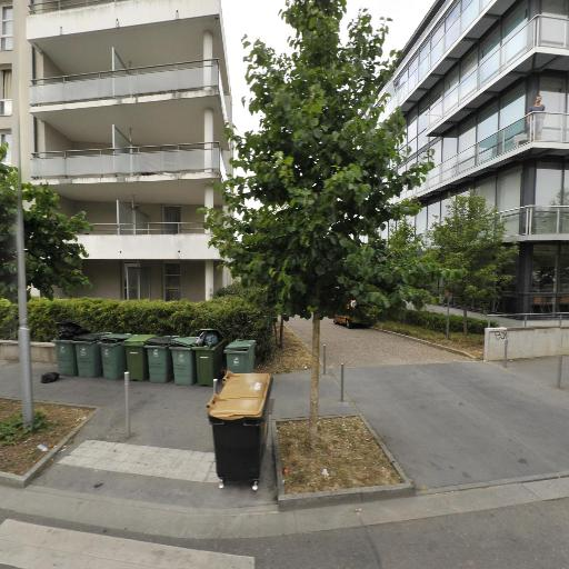 Appart City - Hôtel - Nancy