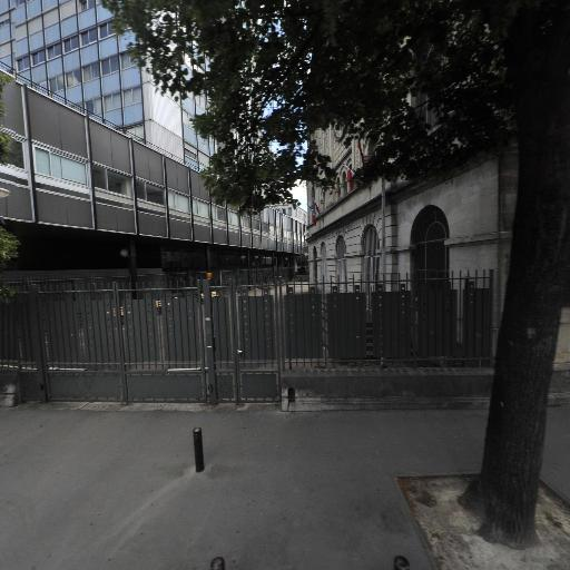 Joffre Saint-Thiébaut - Parking public - Nancy