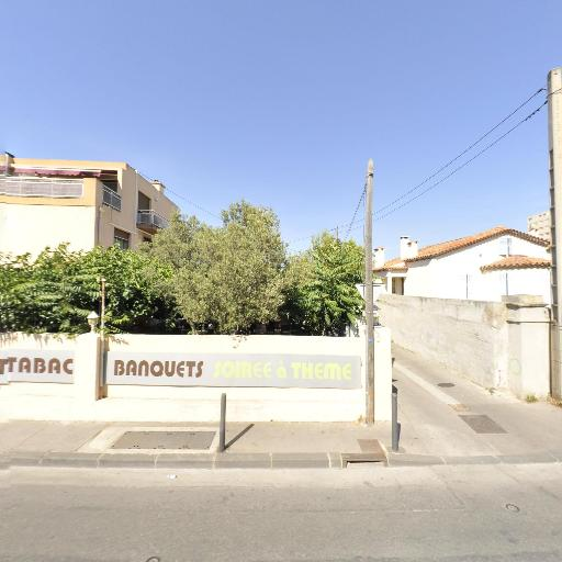Brasserie l'Aillaude SNC DE L'AILLAUDE - Restaurant - Marseille