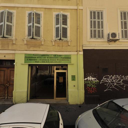 Zidani Mahjouba - Coursiers - Marseille